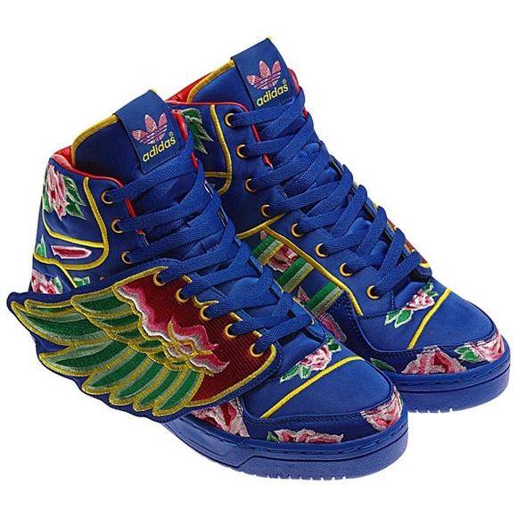 a2e134a7d51a adidas Other - Adidas x Jeremy Scott x Eason Chan Wings CNY Sz 9